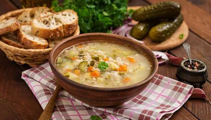 Калья - суп