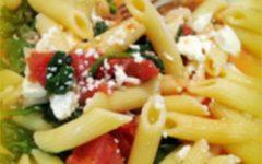 как приготовить макароны с сыром и фасолью