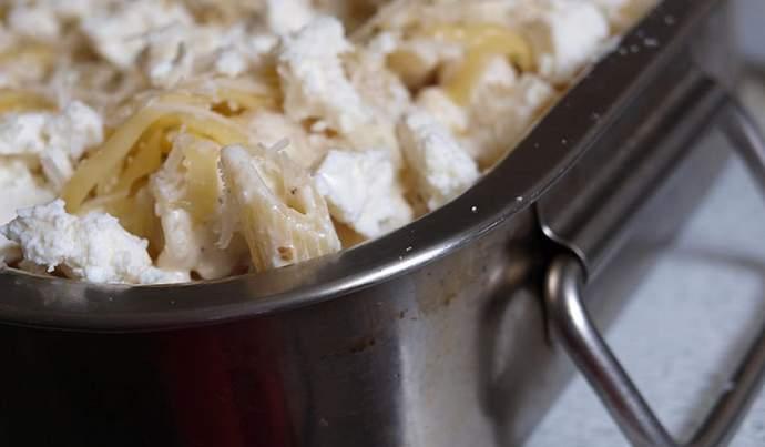 Запекаем блюдо в духовке
