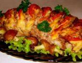 Вкусные рецепты блюд из свинины в духовке