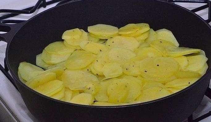 Готовим картофель