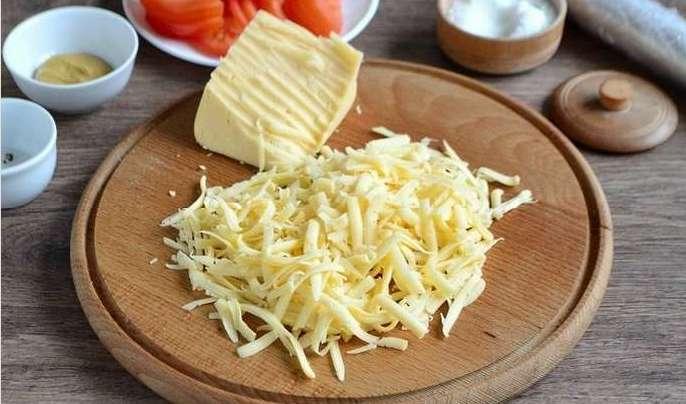 Подготовка сыра