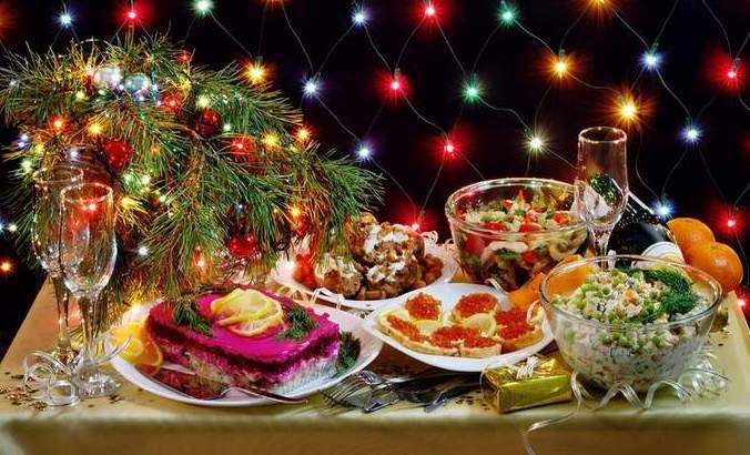 Что готовить на Новый год