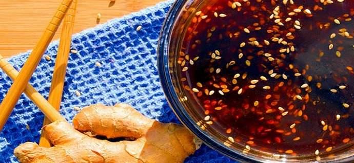 как замариновать индейку в соевом соусе