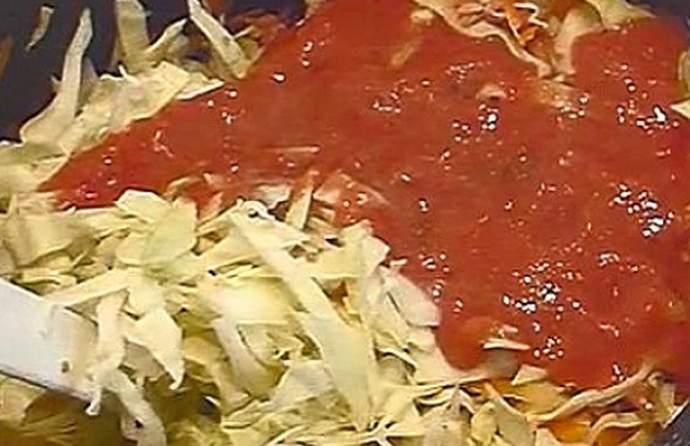Ленивые голубцы с капустой, рисом и фаршем — рецепты приготовления вкусных голубцов