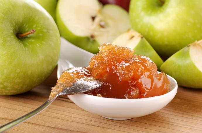 как варить яблочное повидло для пирожков