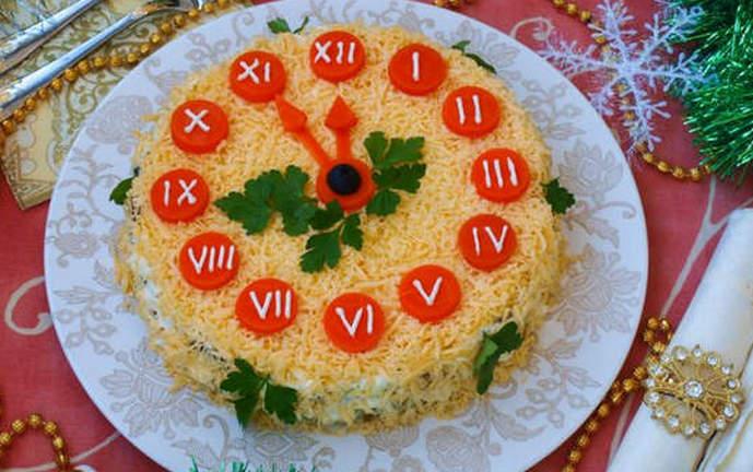 Салат Мимоза с тунцом очень вкусный