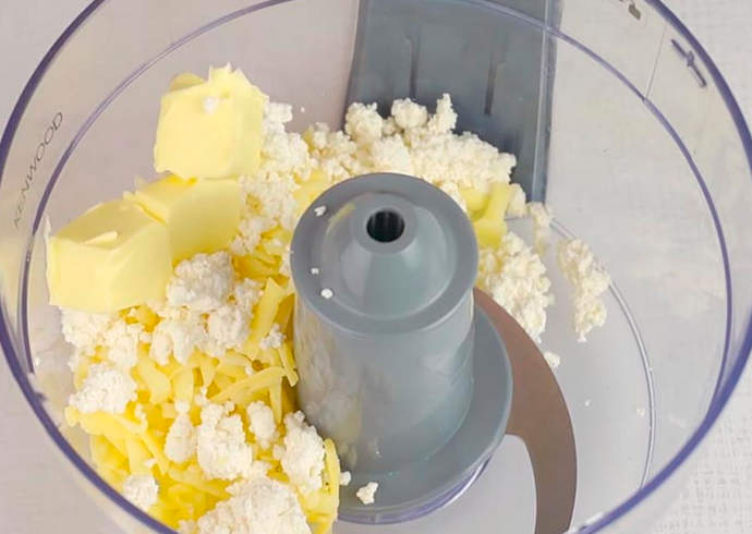 сыр творог масло