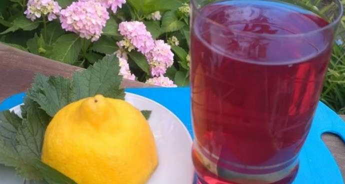 вишневый мохито