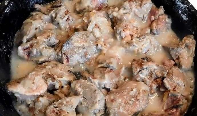 Куриная печень на сковороде – рецепты как приготовить вкусно и просто