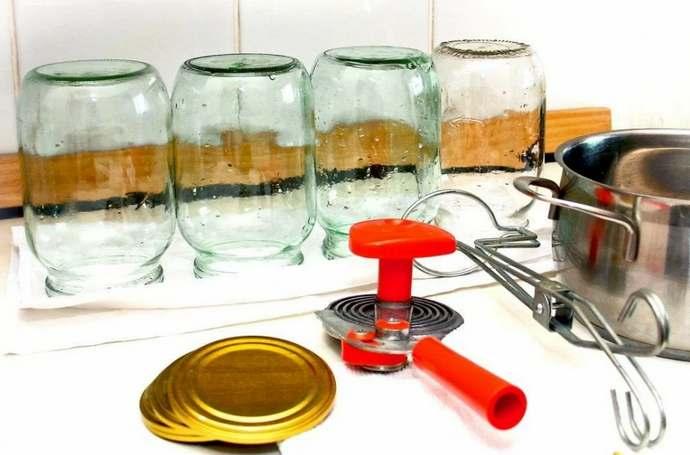 стерильная посуда
