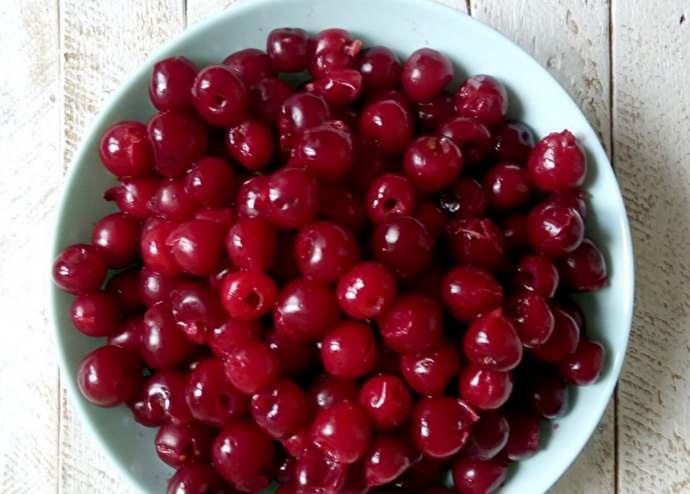вишни для начинки вареников