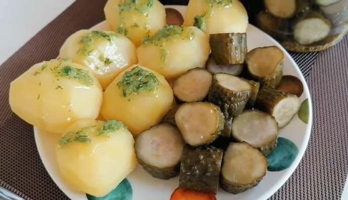 Маринованные огурцы по-фински на зиму – самый вкусный рецепт
